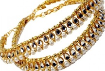 Anklets / by Craftsvilla.com