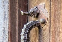 Doors Knobs n Knockers ! / by Jannine Silver
