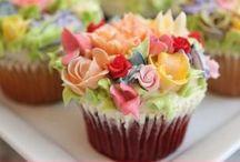 Cupcake,Patty Cake, Fairey Cakes / Cupcakes are universal,  fun,  perfect single treats