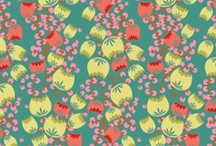 Pattern - Paper, Fabric, etc. / by Susanne Meusel