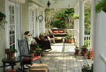 Front Porch / by Tiffany Holgate