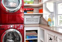 Laundry / Laundry Room design and redecorating ideas