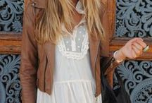 Fashion: Street Style / casual, day looks with an urban feel