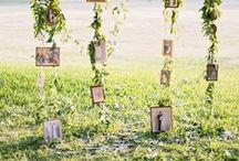Weddings: Details / Even the smallest details...
