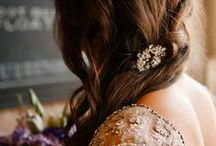 Weddings: Headpieces & Veils