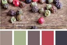 Cores / Escalas de cores