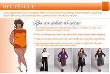 Plus Size / Idéias de modelos para gordinhas
