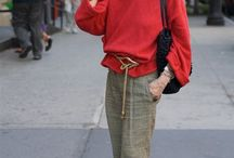 Aging in Style / No matter what their age is, they still have great style