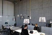 Coworking / Idéias para um lugar de trabalho criativo