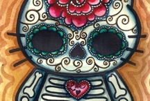Dia de Los Muertos/The Remembered Ones / Honor those who aren't forgotten
