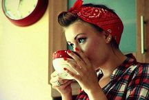 Retro / all things Rockabilly, 40's and 50's  / by Michelle @ latenightquilter.com