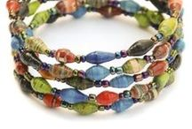 Hand made Jewelry / by Michelle @ latenightquilter.com