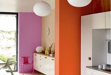 Color Block Interiors