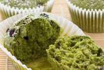 Matcha (green tea powder) / Delicious Matcha Recipes