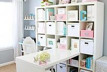 Storage and Organization / by Lynsey Van Nevel