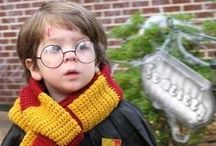 The Magical World of Harry Potter / by Lynsey Van Nevel