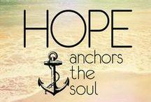 words of faith...