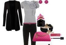 Wardrobe Ideas (fall/winter) / by Iliana de la Cruz