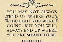 Wise Words / by Morgan Carlton