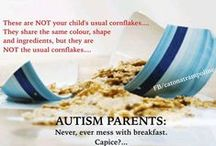 The Spectrum  / Stuff I have found related to Autism Spectrum Disorders and ways to help ASD kids with behavoiral problems / by *B*
