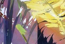 ART Watercolor / by Susan Unwin Vitali