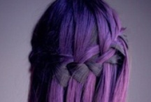 C H I C - W I L D - H A I R / Sassy hair and wild design and color.