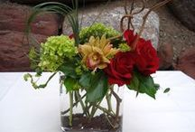 Centerpieces by Aspen Branch / Original Creations - www.aspenbranch.com -  970-925-3791