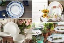 Set The Table / Dining tables and table setting ideas to inspire your dining