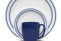 Pattern Inspiration - Blue / A few reasons why it's the most popular color in the world (and why it's found on so many of our dinnerware patterns!) / by Corelle Dining