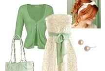 Wardrobe Ideas (spring/summer) / by Iliana de la Cruz