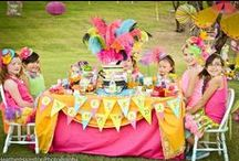 Party Themes and Tips / Ideas, themes, diy decorations, etc., for Parties and Special Events / by Tori