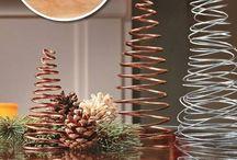Christmas decorations / by Teresa Ryan