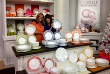 Corelle for Joy Mangano / Inspiration for our Strokes of Color pattern for Joy Mangano / by Corelle Dining
