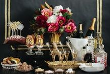 Table Scapes & Party Ideas / by Helen