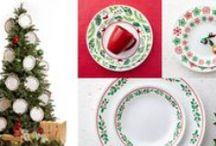 Happy Holidays / A little inspiration for Holiday cheer / by Corelle Dining