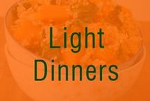 Light Dinners / by Glutenfreeda