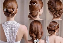 B R A I D S  -  U P D O S / Special Occasion hair with cute braids or updos. Great for Prom, Homecoming and Weddings.