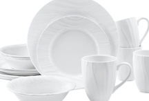 Pattern Inspiration - White / Inspiration for our favorite white and light-colored patterns. / by Corelle Dining