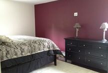 Master Bedroom / by Nicole Marie