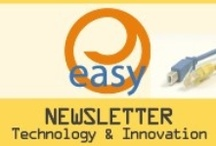 NEWSLETTER / Our latest own news in tech and innovation!