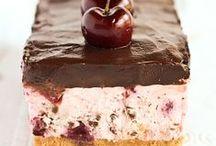 sweet tooth [cheesecakes] / rich, creamy, and decadent cheesecake recipes