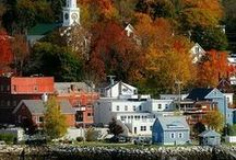 I want New England / How autumn should look everywhere