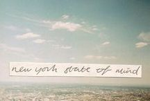 NEW YORK ADVENTURE / My favorite city: New York