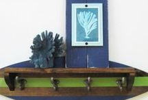TheProjectCottage.com Coastal Home Decor / Coastal Inspired Designs for the Hip Cottage. http://theprojectcottage.com/