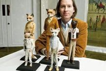 WES ANDERSON / my favorite movie director