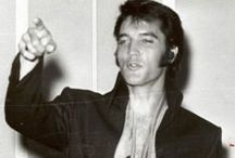 Elvis 69 Press Conference / The press conference was held on August 1, 1969, at the International Hotel, Las Vegas, Nevada.  Elvis talked about his return to perform in front of a live audience after 8 years of absence.  It is known as the most important press conference of his career. / by TORI