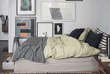 bedroom. / by Fanny Skoglund