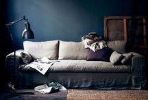 living room. / by Fanny Skoglund