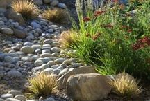 Front Yard Rock Makeover