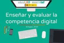 #CDigital_INTEF / MOOC  Enseñar y evaluar la competencia digital